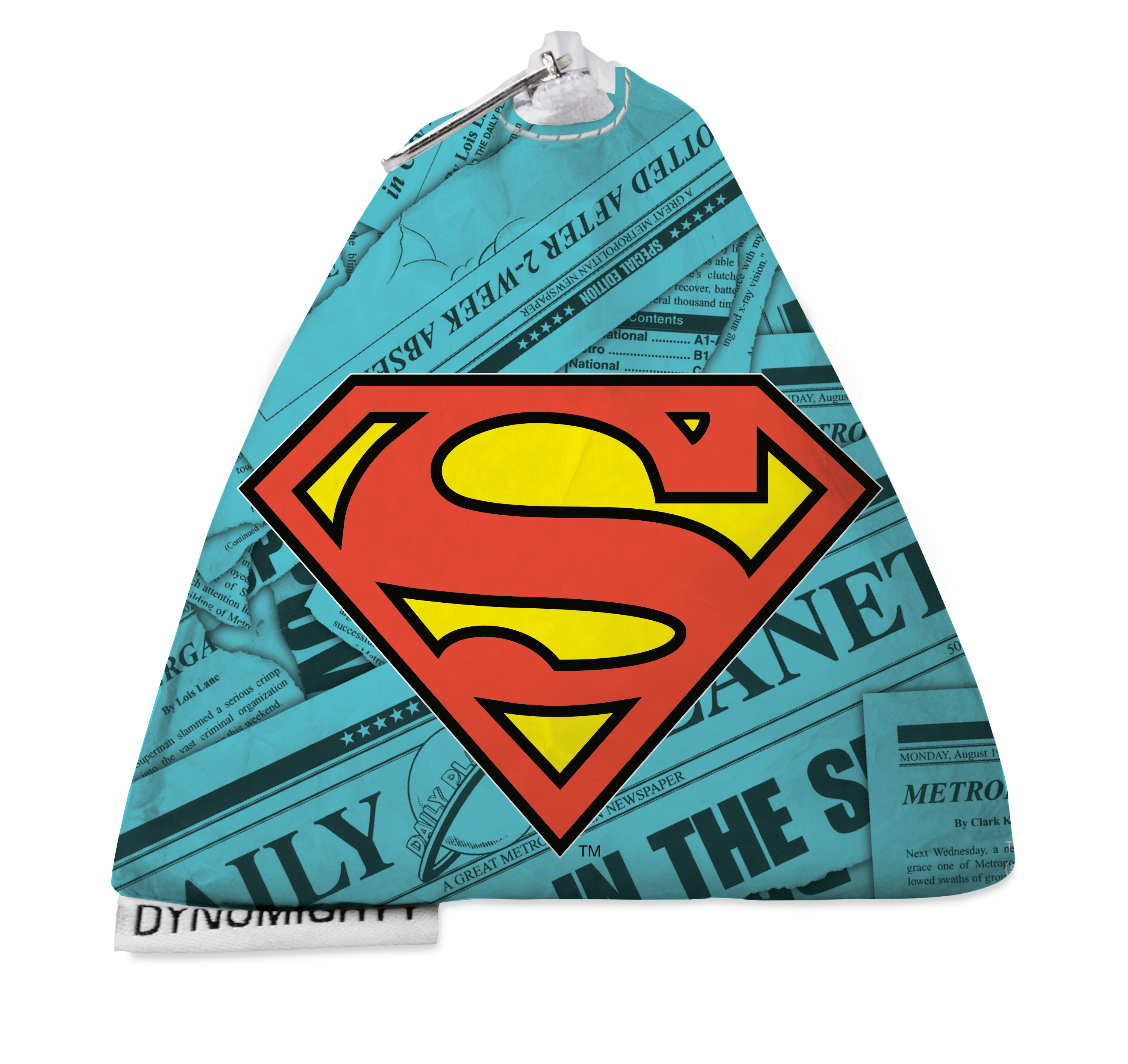Dynomighty Mighty Stash Bag - Superman