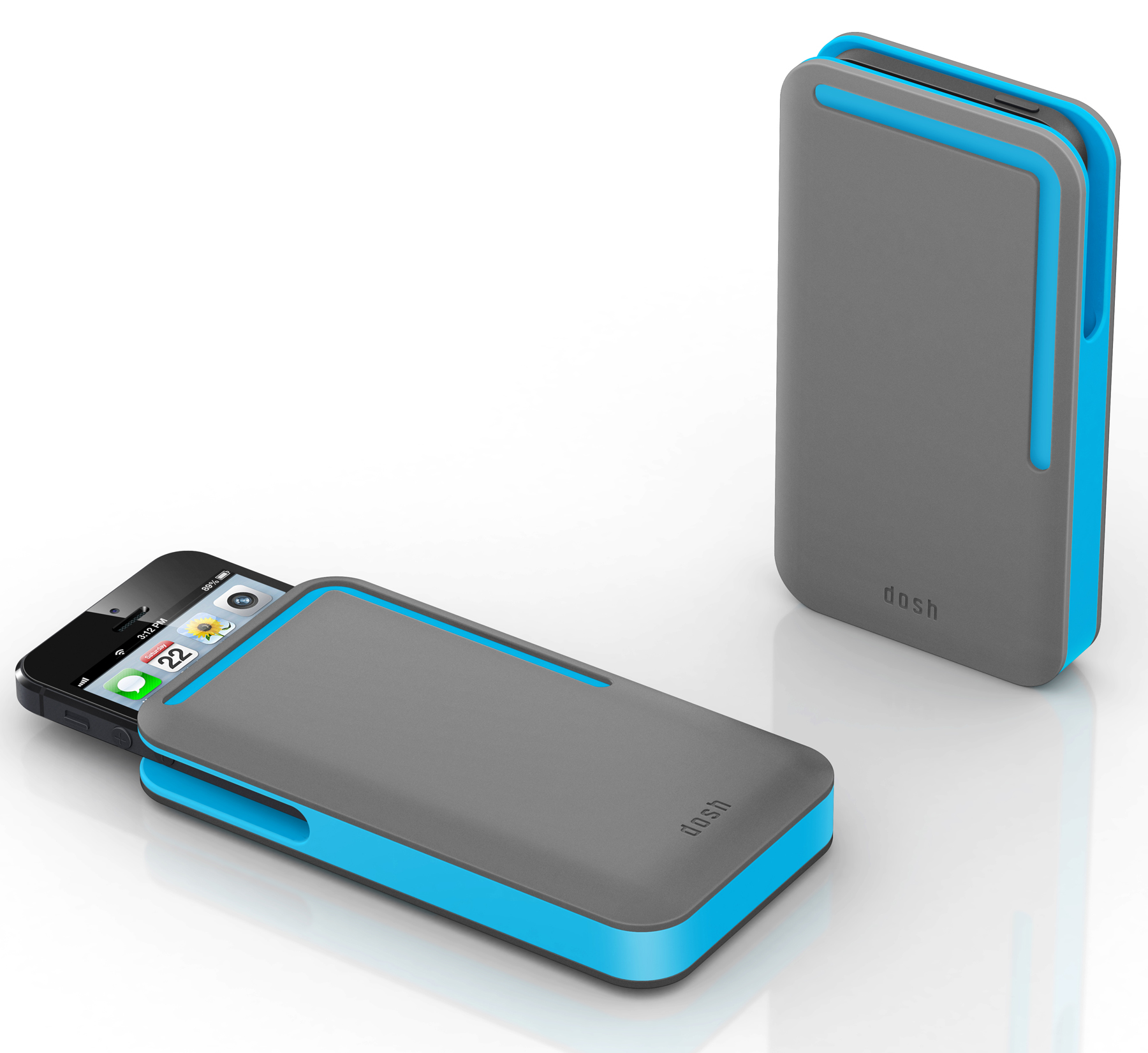 Dosh Syncro Core Wallet - iPhone 5