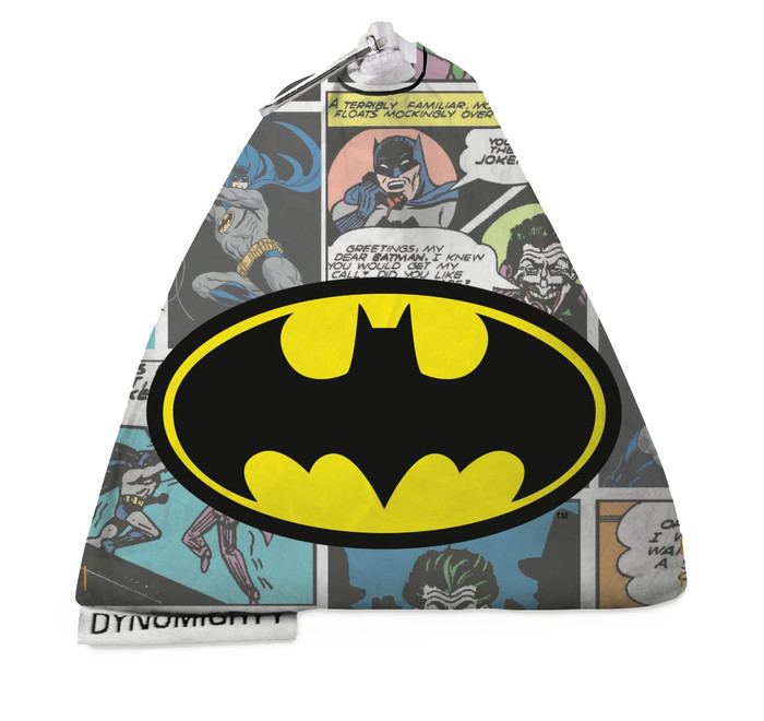 Dynomighty Mighty Stash Bag - Batman