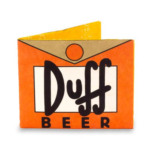 Mighty Wallet Simpsons - Duff