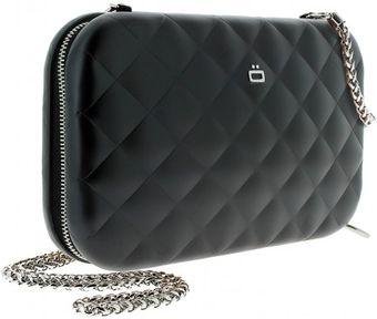 Ögon Quilted Lady Bag Noir