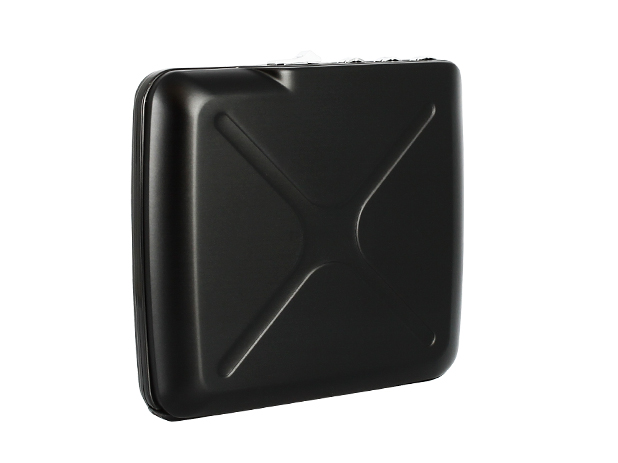 Ögon CODE Wallet Mini Safe Noir