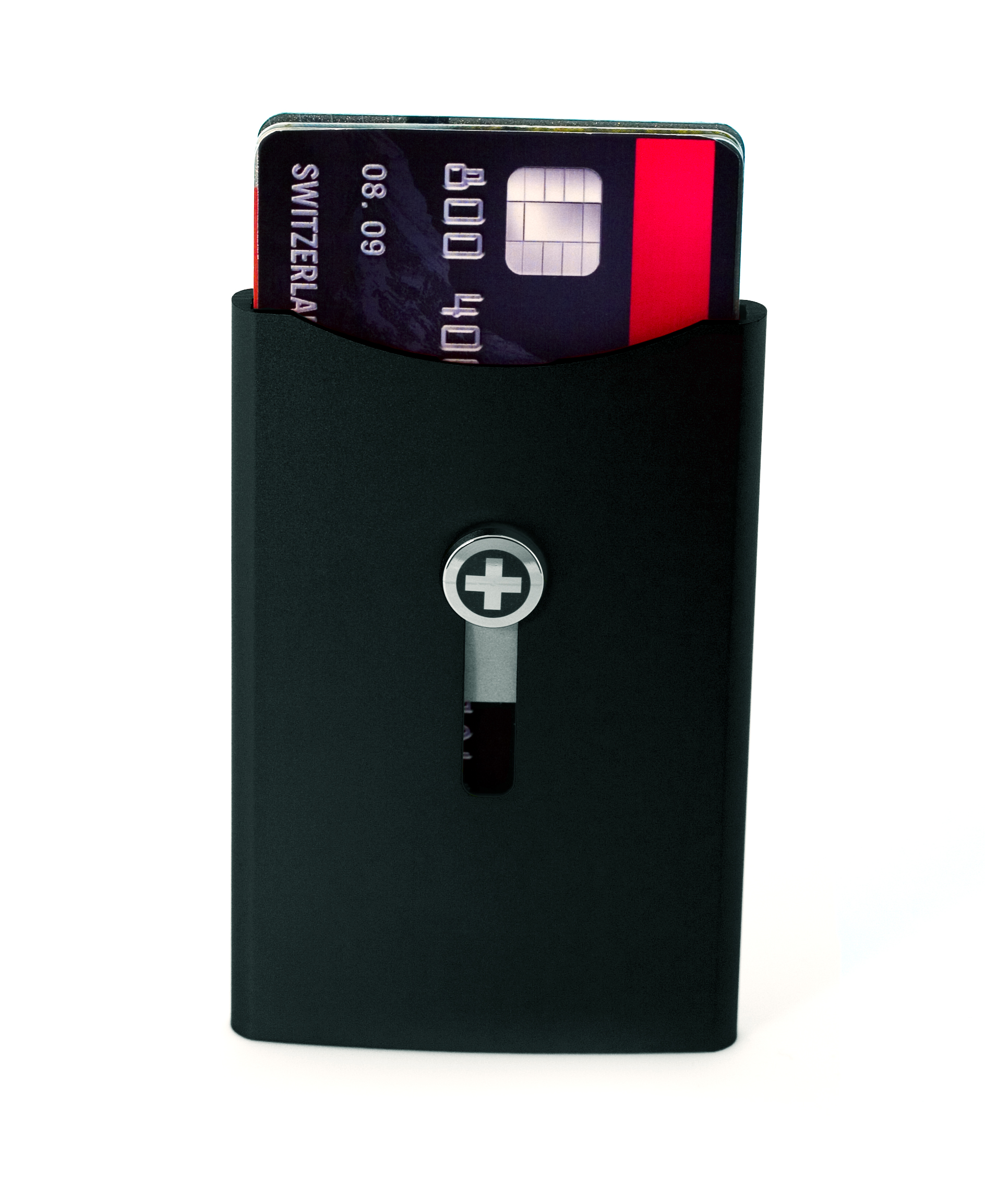 Wagner Superslim Wallet Noir